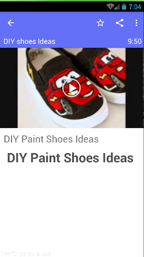 DIY shoes Ideas