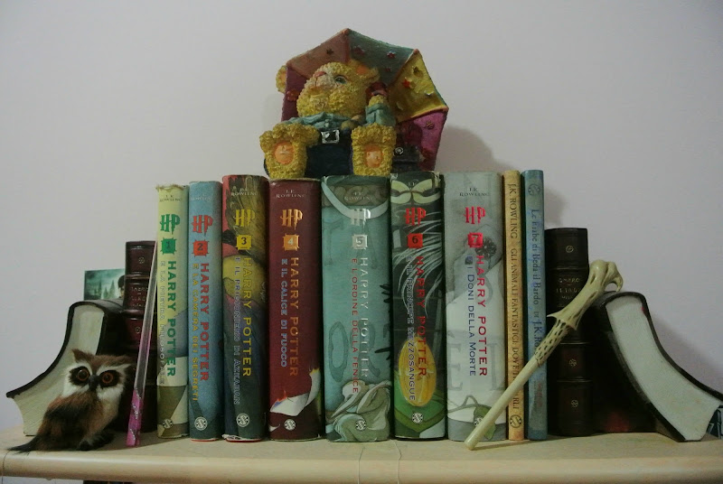 7 magic books di Nida