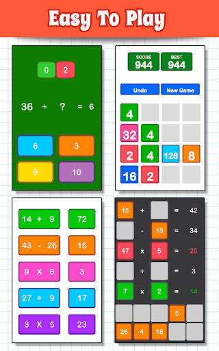Math Games, Learn Add, Subtract, Multiply & Divide screenshot 6