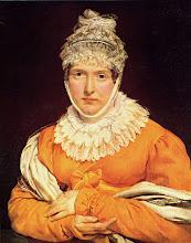 Photo: Gros, Jean Antoine: Portrait of Mademoiselle Recamier
