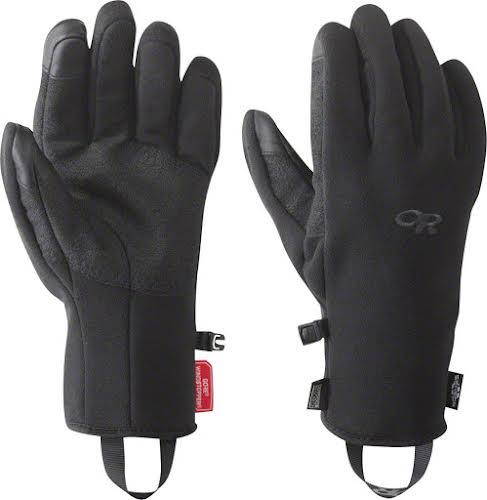 Outdoor Research Gripper Sensor Men's Gloves: Black