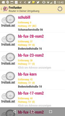freifunk - screenshot