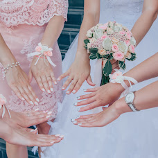 Wedding photographer Anna Botova (arcobaleno). Photo of 07.08.2017