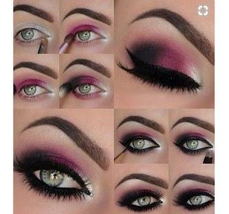 Eyeshadow Makeup Tutorial - náhled