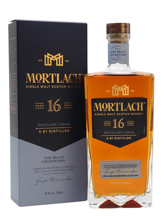 Logo for Mortlach 16 Year
