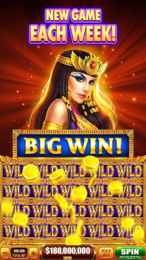 Free Slots: Hot Vegas Slot Machines  screenshots EasyGameCheats.pro 5