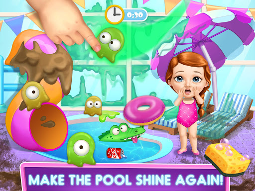 Sweet Baby Girl Hotel Cleanup - Crazy Cleaning Fun 1.0.3 app download 12