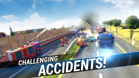 Game EMERGENCY HQ - free rescue strategy game APK for Windows Phone