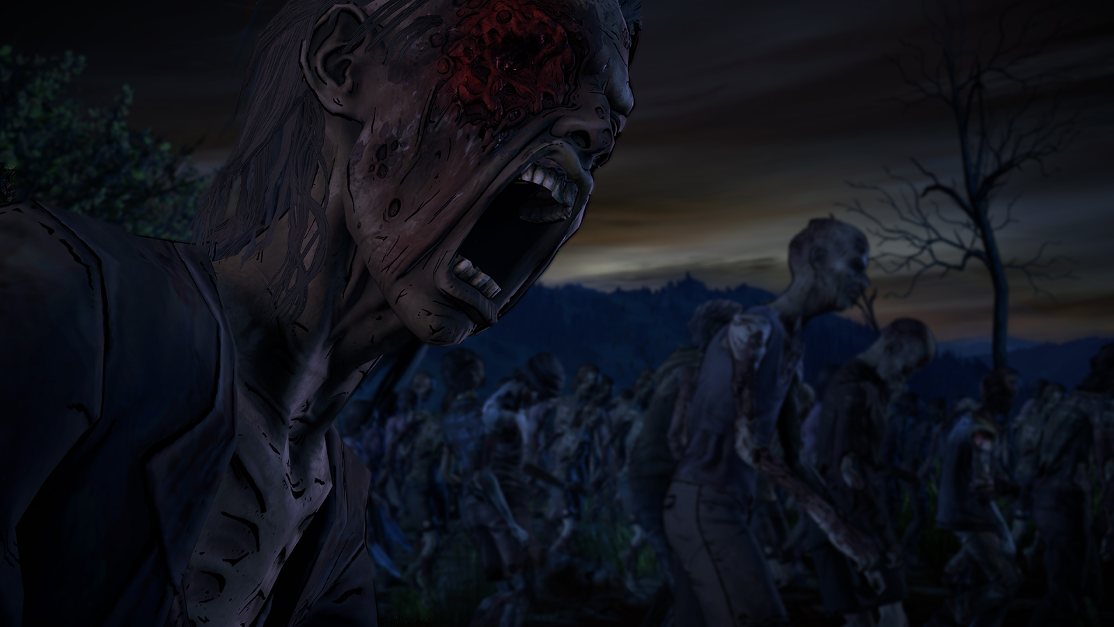 The Walking Dead: Season Three- screenshot