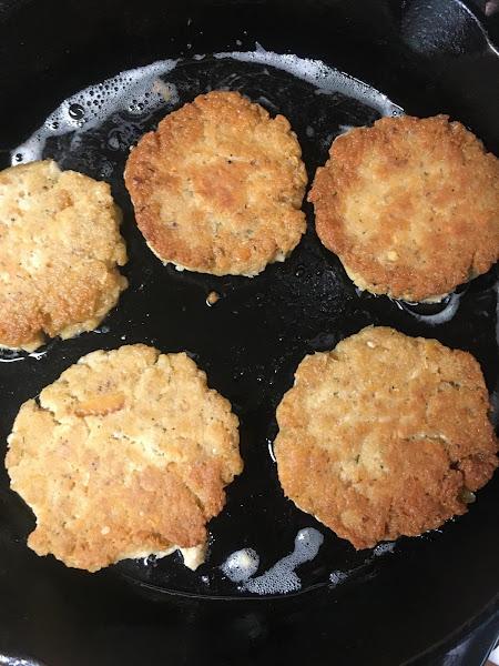 Quick And Tasty Salmon Patties Recipe