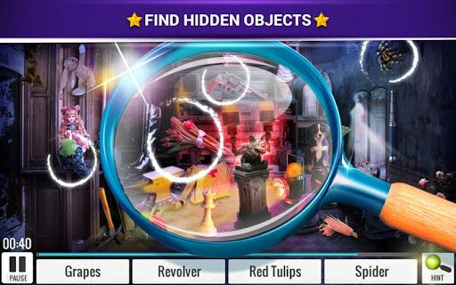 Hidden Objects Haunted House u2013 Cursed Places  screenshots 7