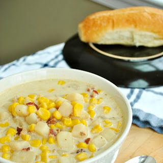 Slowcooker Corn Chowder
