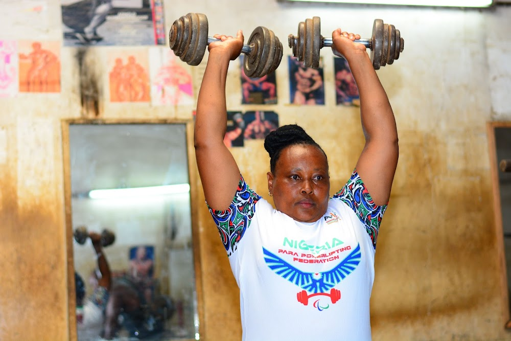 Lose excess weight or face axe, para-lifters warned