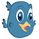 happy bird game Icon