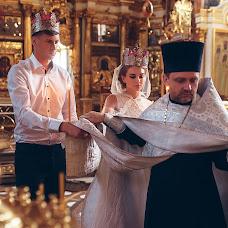Wedding photographer Olesya Sapicheva (Sapicheva). Photo of 23.05.2018