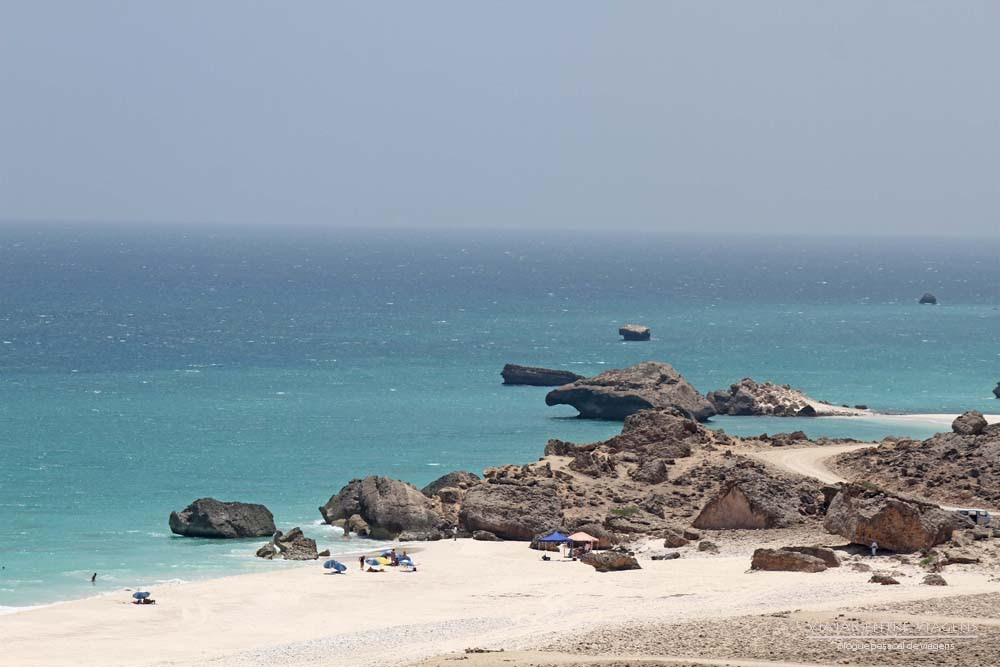 Viajar em Omã