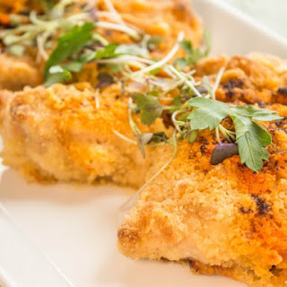 Baked Chicken Breasts With Dijon Mustard.