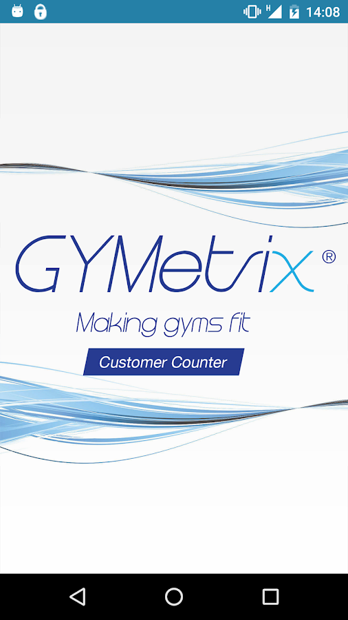 GYMetrix- screenshot