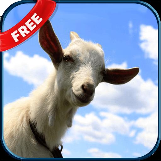 download goat simulator apk+data