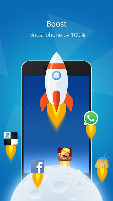 #7. CM Launcher 3D - Theme, Boost (Android)