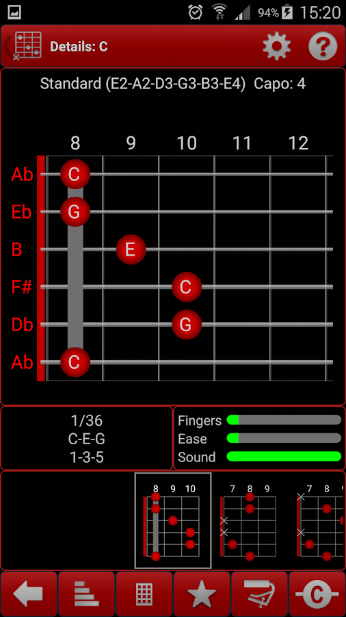 Dorable Reverse Chord Finder Piano Component - Chord Sites ...