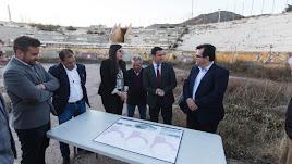 Ayuntamiento y Diputación trabajan por la recuperación.