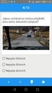 Autoškola testy 2017- screenshot thumbnail