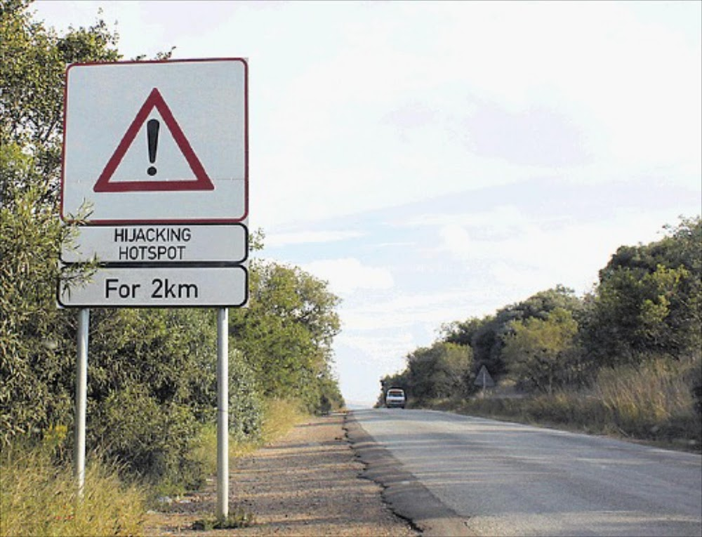 #CrimeStats   Dorpe is SA se motorkapings wat hot spots is - TimesLIVE