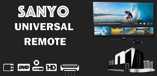 Universal Remote for Sanyo IR - Apps on Google Play