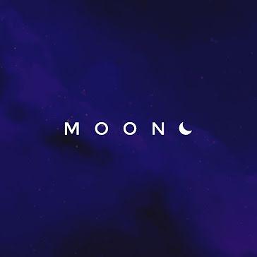 Moon - Logo template