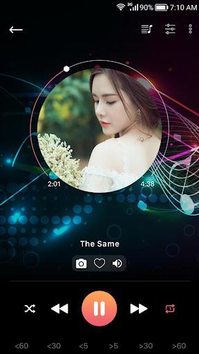 Music player 1.44.1 screenshots 1
