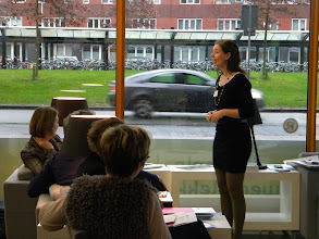 Photo: Anja Beerepoot, oprichter van Female Factor en auteur van het boek 'Typisch Jij! scoren vanuit je vrouwelijke talenten'. (Brave Sis)