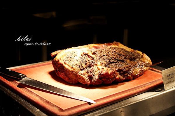 漢來海港自助餐廳 烤火雞×牛排×舒芙蕾×各式精緻料理無限暢食