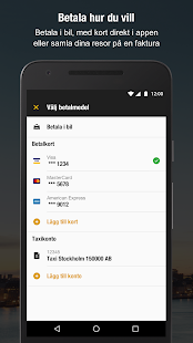 Taxi Sthlm- screenshot thumbnail