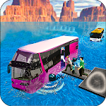 Water Surfer Bus Driving