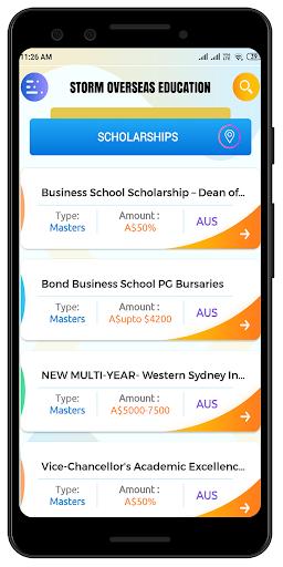 Storm Overseas Education screenshots 6