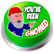 You've Been Gnomed Button