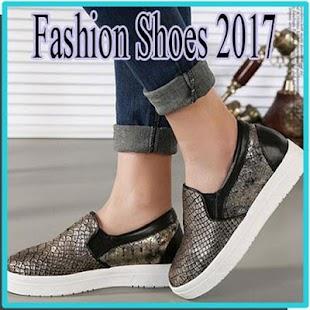 Módní boty 2017 - náhled