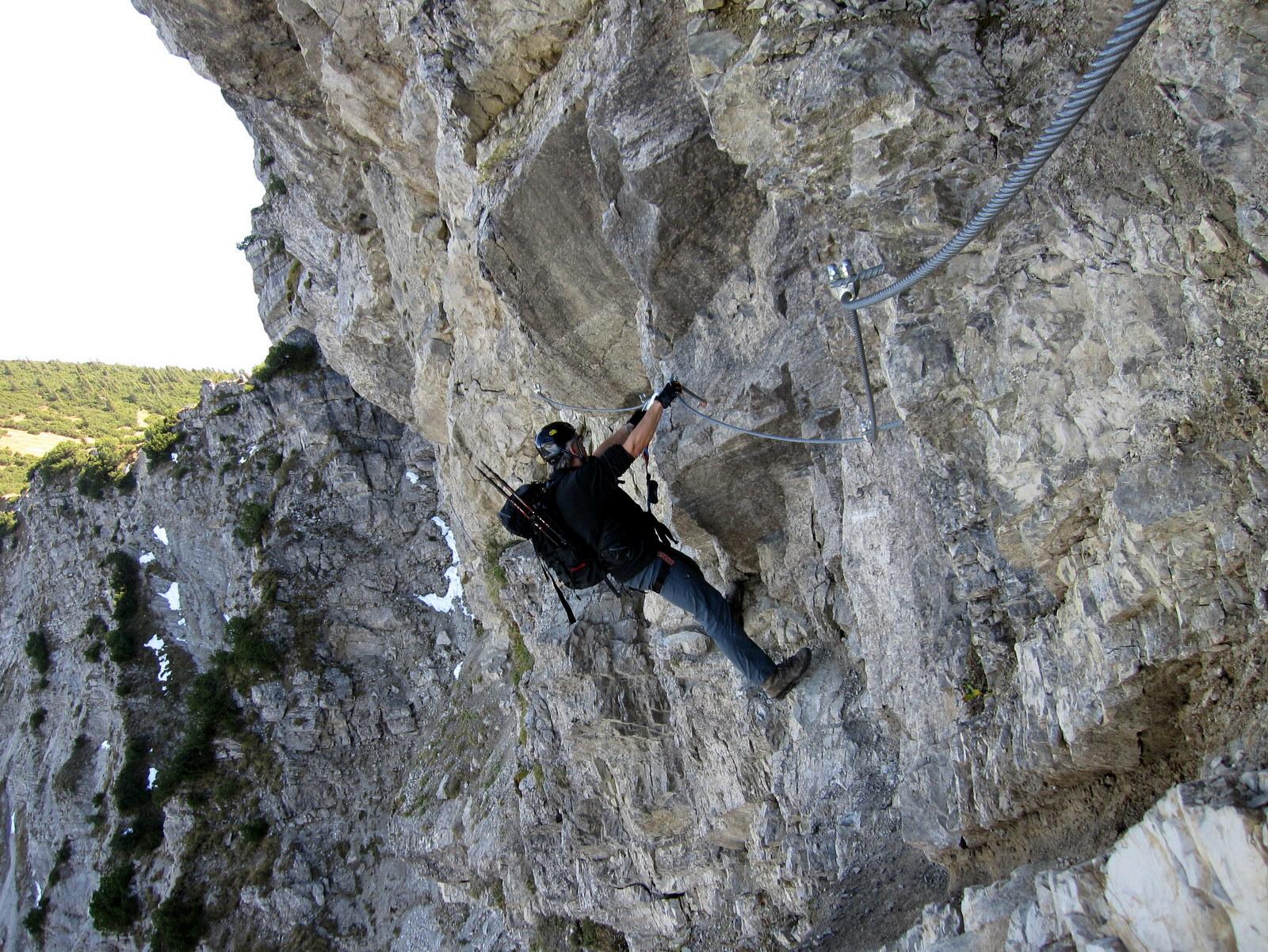 Klettersteig Iseler : Allgäu erleben salewa klettersteig am iseler