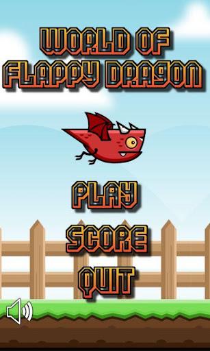 World of Flappy Dragon