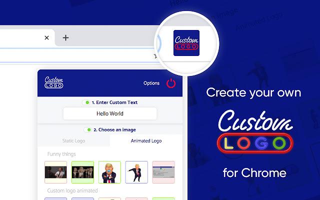 Custom Logo for Chrome - Google Doodles