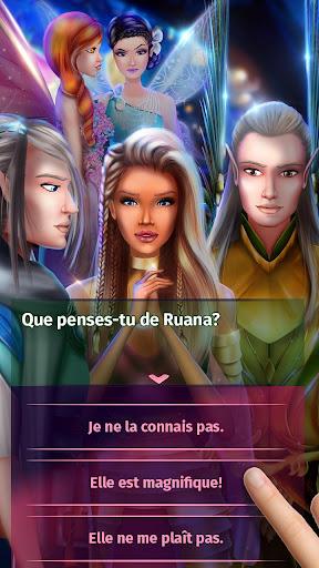 Code Triche Jeux Fantasy – Histoire d'Amour APK MOD (Astuce) screenshots 1