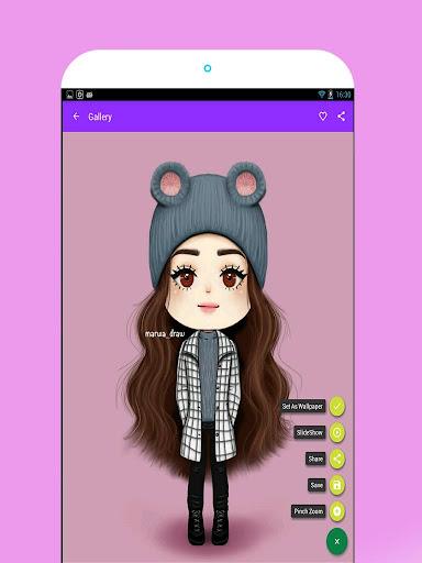 Girly m Themes HD 1.1 screenshots 7
