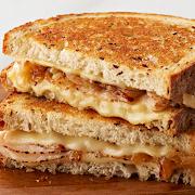 Grilled Turkey & Cheese Sandwich