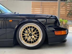 964 カレラ2  のホイールのカスタム事例画像 Porsche mania japanさんの2019年01月13日16:24の投稿