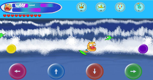 Surf Monstros 2  screenshots 3