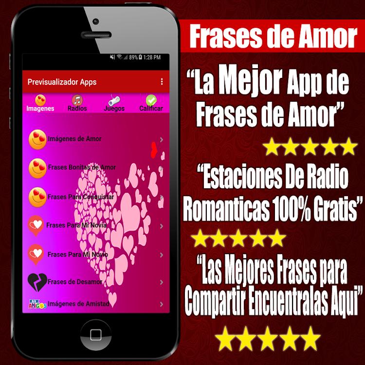 Frases De Amor Gratis Android Sovellukset Appagg