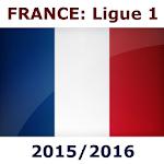 France: Ligue 1 2015/16