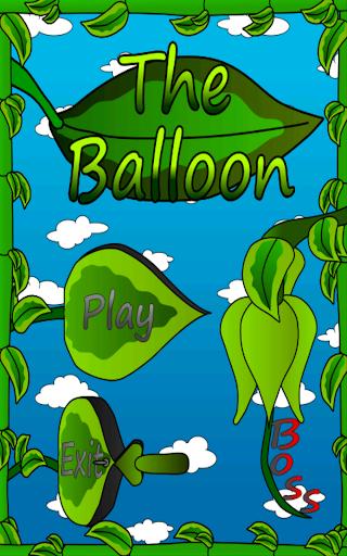 The Balloon Full
