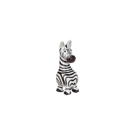 Zebra i Trä
